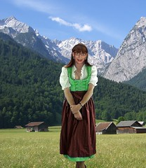 The world 39 s best photos of dirndl and trachten flickr for Dirndl fa r mollige