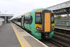 377201 (matty10120) Tags: barnham railway station southern class rail train transport travel england south 377