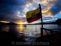 P4150182.jpg (mimmo privitera) Tags: mimmopriviterafotografia lago sanpablo laguna agua bandera ecuador cayambe imbabura