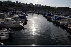 Atardecer (WHITE PAPILLON) Tags: las palmas mar barcos
