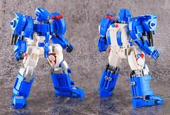 """Lego """"Ranger-X"""" 02 (guitar hero78) Tags: lego legomech moc stilllife fujifilm fujinon f24 xf60mm mecha"""