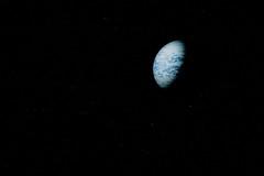 a remote icy planet (jooka5000) Tags: hoth lego photograph toyphotography starfield jooka5000 planet icy ice photo legography nasa homemade toys space sciencefiction galaxy farfaraway