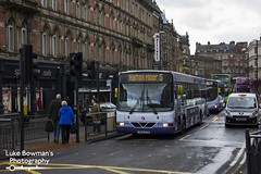 First West Yorkshire 60214 (Luke Bowman's Photography) Tags: first west yorkshire 60214 scania l94ub wright axcess floline leeds boar lane
