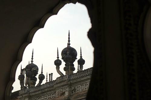 Paigah Tombs 03