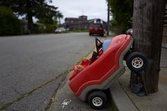 wrecked (nocklebeast) Tags: nrd santacruz car wreck wrecked ca usa wreckedl2080597 telephonepole kidsthesedays crazykids mynarrativeisbetterthantheirnarrative scphoto