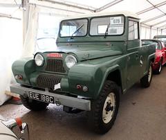 EUE 188C (Nivek.Old.Gold) Tags: 1965 austin gipsy pickup aca