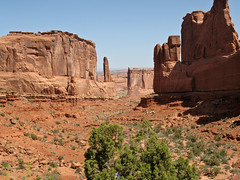 Arches National Park, USA 2011 - 02 (Manfred Lentz) Tags: usa vereinigtestaatenvonamerika utah archesnationalpark nationalpark