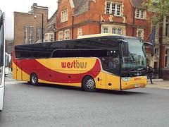 YJ12CKK (47604) Tags: vanhool yj12ckk westbus 146 london bictoria bus coach