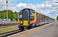 450109 (stavioni) Tags: swt south west trains siemens desiro blue class450 emu electric rail railway train multiple unit 450109