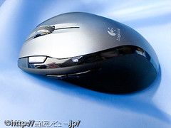 ロジクール コードレスレーザーマウス(Logicool MX620 Cordless Laser Mouse)の写真8