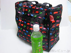 エコバックstyle「store bag storeトート型エコバッグ box/f-boxシリーズ」の写真12