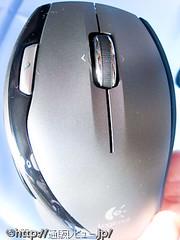 ロジクール コードレスレーザーマウス(Logicool MX620 Cordless Laser Mouse)の写真10