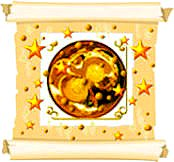 Quality Gold Seal Scroll Award/Comment code image.